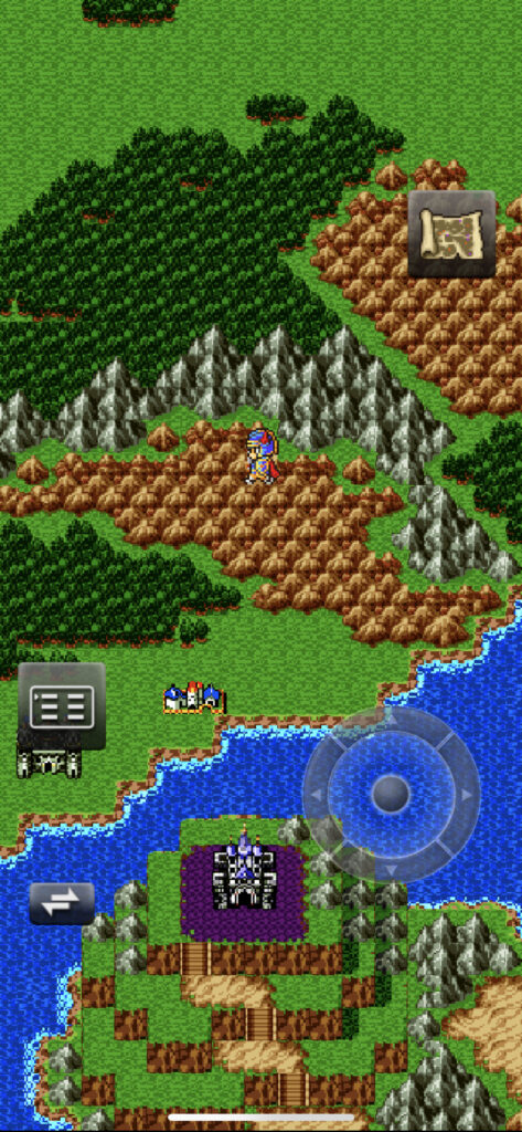 Dragon Quest I-III