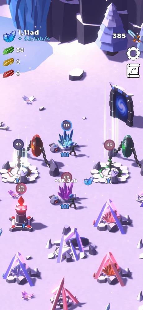 Swarm of Destiny: Fantasy Idle