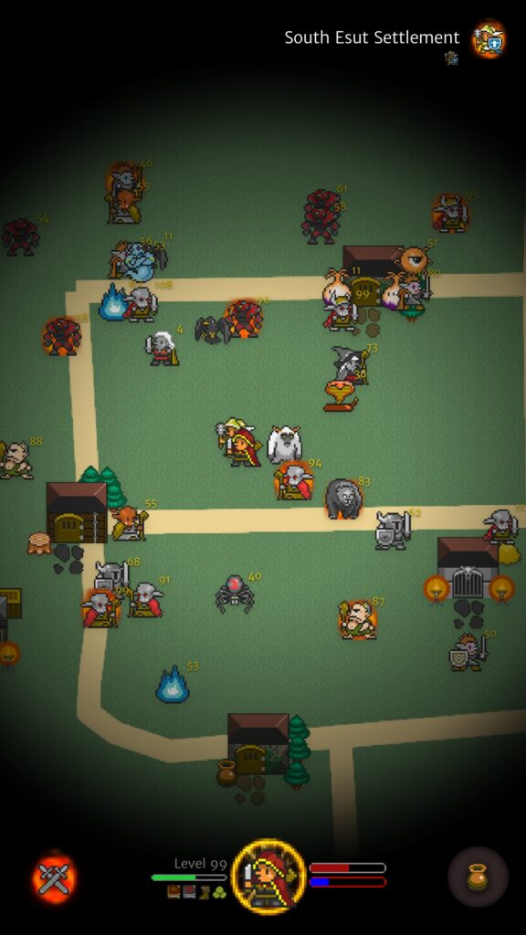 Orna: Turn based GPS RPG